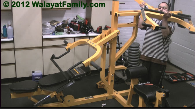 Powertec Leverage Multi System Gym Assembly And First Use