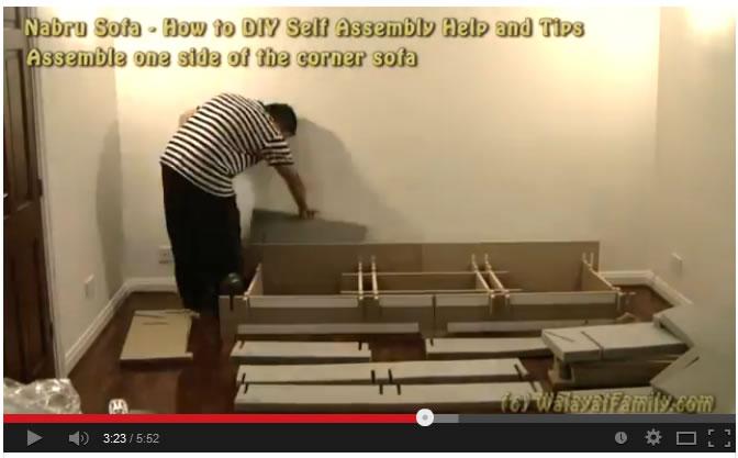 Nabru Self Assembly Sofas Reviews Rs Gold Sofa
